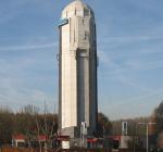 Watertoren Nionplas wordt hotel met skybar