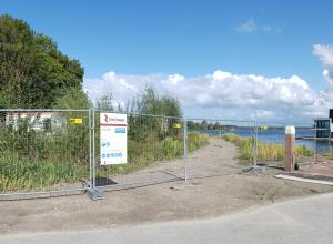 Duikplaats Zilveren Schor wordt Harbour Village