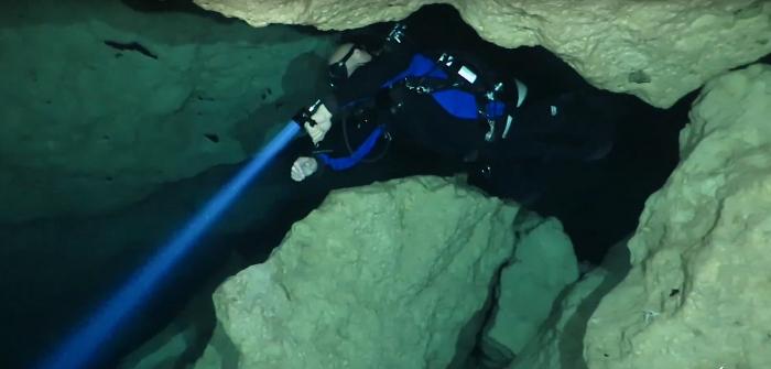 De grotten van Bonaire