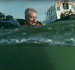 Oefening duikers redden KNRM afgelast vanwege wind