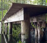 Trap duikplaats Engelgaarde hersteld