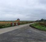 Wegwerkzaamheden richting Den Osse Nieuwe Kerkweg