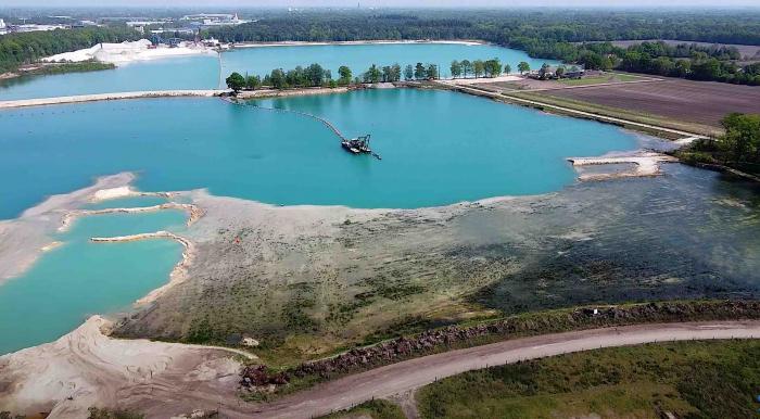 Hoe staat het met de belangenbehartiging voor de duiksport bij gebiedsontwikkeling?