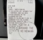 Duikstek Bruno Heinemann tot nader order gesloten