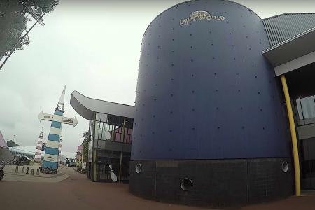 DiveWorld Enschede sluit twee weken de deuren