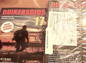 Heb jij de nieuwe Duikersgids 17 al ontvangen?