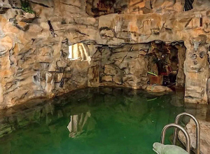 Huis met privé duiktunnels te koop in Kansas