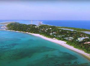 Funadhoo Island staat te koop. Iets voor jou..?
