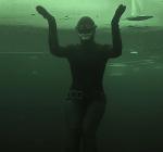 Freediven onder het ijs