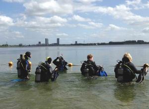 Lokaal duiken is wereldwijd hot en happening