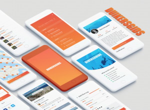 Nieuwe Duikersgids app volop in ontwikkeling