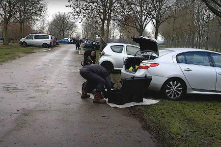 Nieuwe parkeerregels duikplaats Slijk-Ewijk