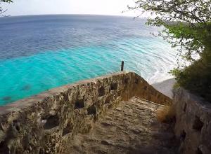Diefstal bij 1000 steps op Bonaire