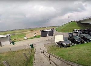 Voorzieningengebouw Zeelandbrug weer open