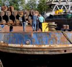 Dertig meter wrak Kraaijenbergse plas wordt eind maart afgezonken