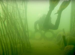 Oude SDMP duikgebied ligt er al jaren verlaten bij. Zonde..!