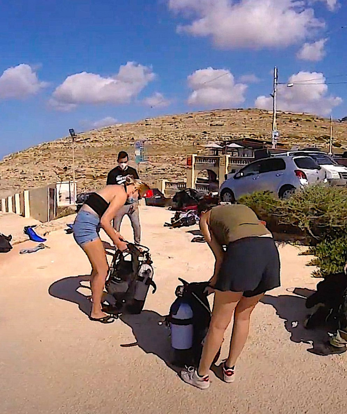 Malta geeft subsidie op een duikvakantie