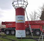 Nieuw object in Kreidesee Hemmoor