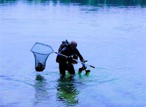 Nogmaals boilies clean-up duik Ruinerwold