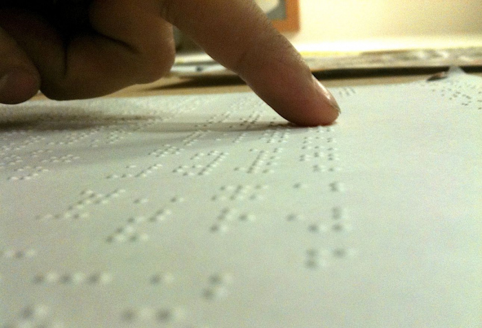 IAHD brengt Open Water opleiding uit in braille