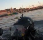 Brandweer Urk zoekt duikers