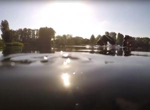 Loop je gevaar op een Corona-besmetting in buitenwater?