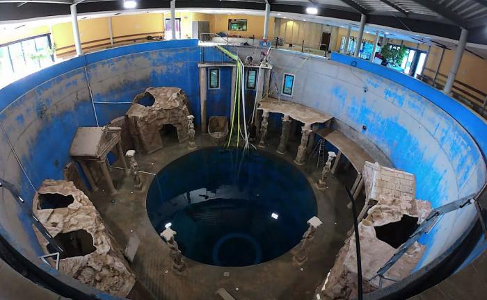 Indoor duiktoren Dive4Life tijdelijk dicht