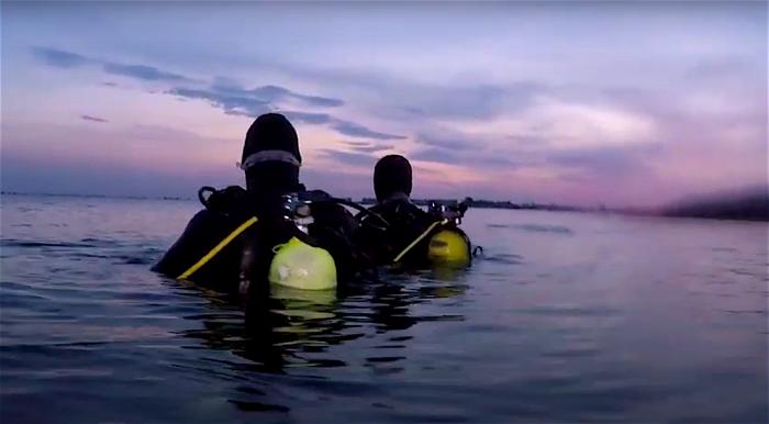Belgische duikers missen het duiken in Nederland