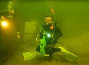 Hoe was jouw eerste duik met je zoon of dochter?