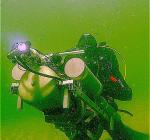 Duikers bouwen hun eigen onderwaterscooter