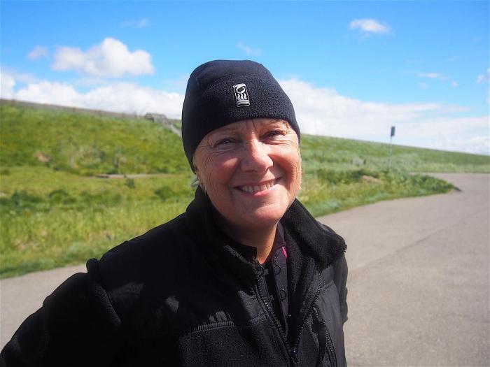 Jolanda zet Vinkeveense plassen op de wereldkaart met artikel in Washington Post