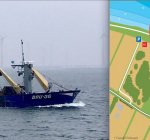 Komende weken mosselvissers actief bij Sint Annaland