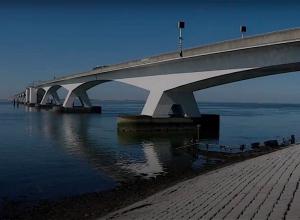 Zeelandbrug afgesloten voor onderhoud