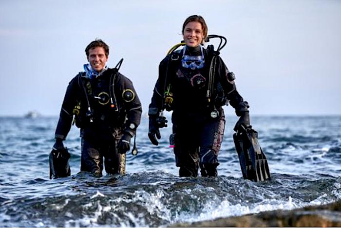 Droogpak testdagen DiveWorld Enschede op 27 november