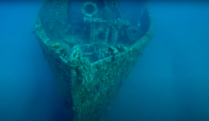 Turkije opent scheepskerkhof Gallipoli voor sportduikers