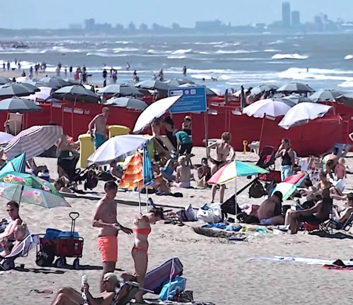 Wetenschappers voorspellen warme zomer 2021