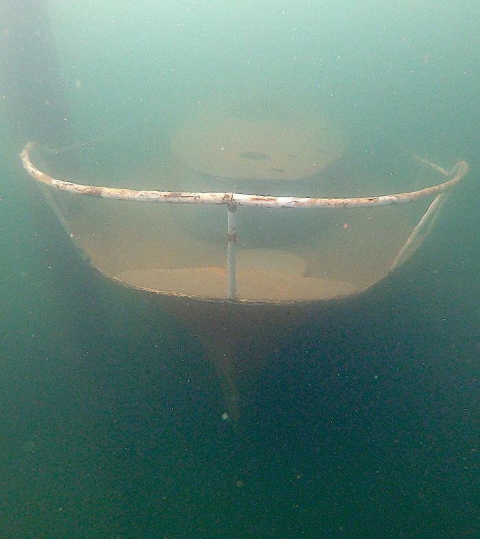 Kiekuut ook uitgebreid met kleiner bootje