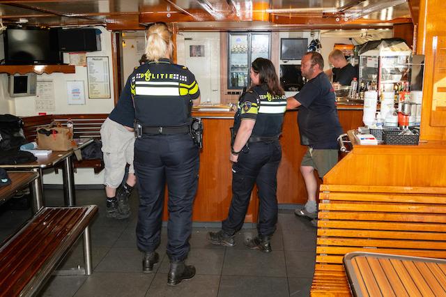 'Duik de Noordzee Schoon' beraamt zich op schadevergoeding