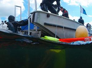 Scuba-Academie weer gestart met bootduiken