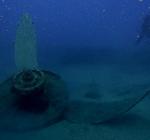 Messerschmitt. Een van de mooiste duikstekken op Kreta