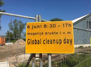 Duik de Nionplas schoon tijdens Global Cleanup Weekend