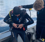 Young Divers Week Scuba-Academie 2021