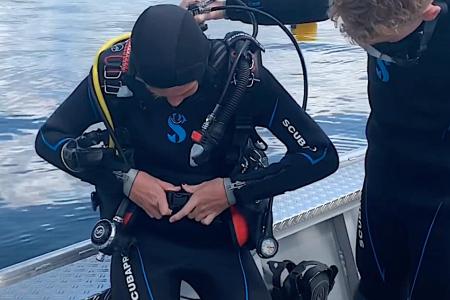 Young Divers Week Scuba-Academie 2021
