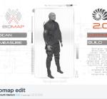Biomap. Zo wordt je droogpak foutloos 3D opgemeten!