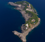 Dit is het eiland Li Galli