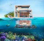 De Dubai Floating Seahorse