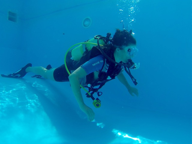 Qdiving lanceert duiken en yoga