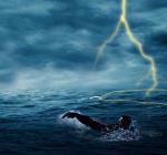 Onweer en duiken. Welke duikstekken zijn het gevaarlijkst?