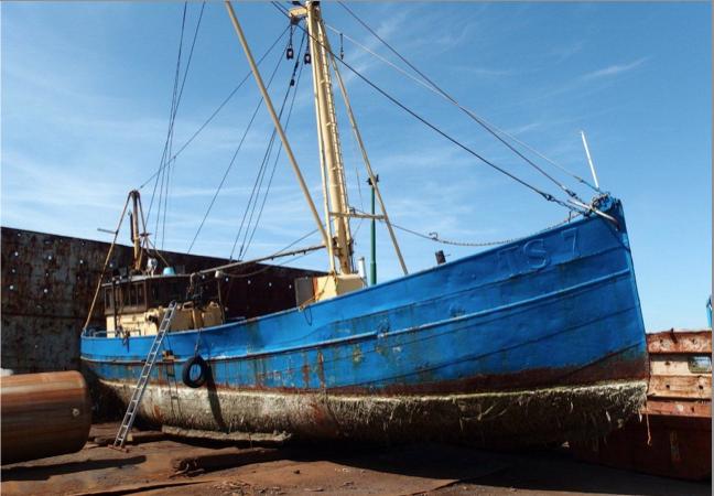 Plannen voor duikwrak bij Tholen