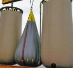 Energie-opslag met behulp van samengeperste lucht